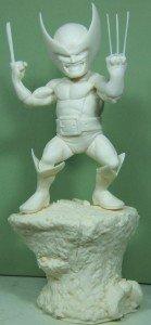 X BABIES WOLVERINE sculpté par Troy McDevitt dans Kits wolverine-montage-139x300