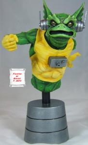 frog 600