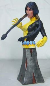 Mirage sculptée par Troy McDevitt. dans Bustes mirage-1-176x300